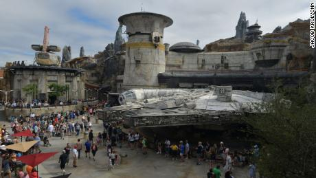 Star Wars: Galaxy's Edge is Walt Disney World's new captivating land