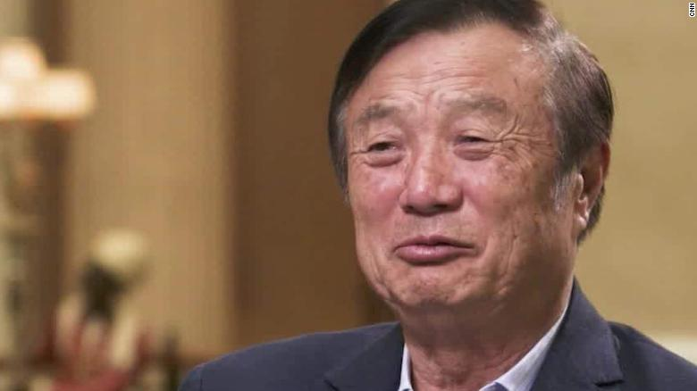 Huawei CEO: Daughter's Detention in Trade War Has Made Her Stronger