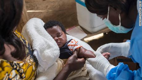 Death toll from measles outbreak in Congo hits 6000