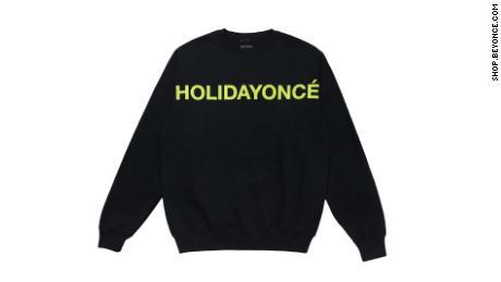 Beyoncé vient de déposer une nouvelle collection de vacances et les fans sont là pour ça