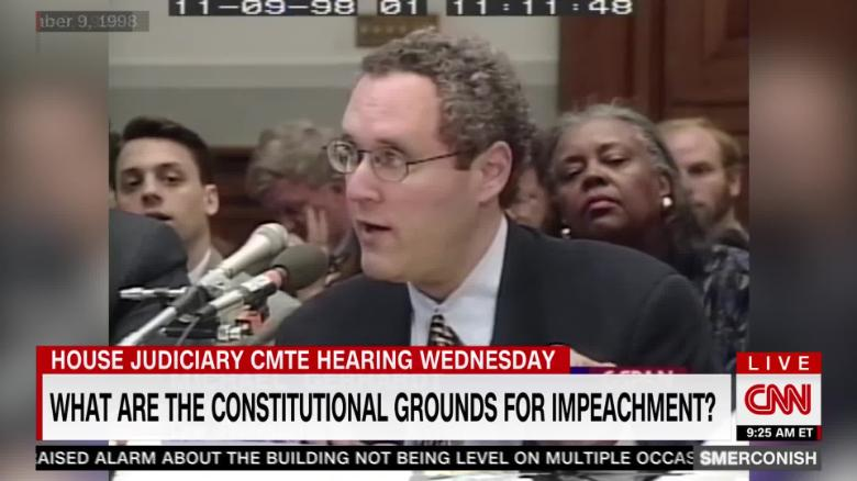 House Judiciary Committee to Hold Hearing in Impeachment Inquiry