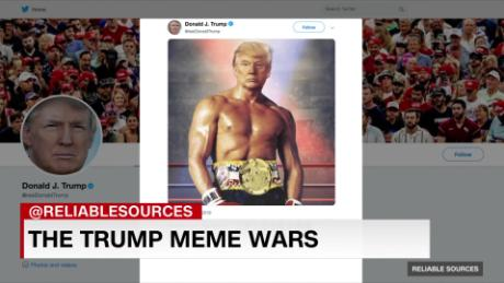 Meme wars: The power of a Photoshop