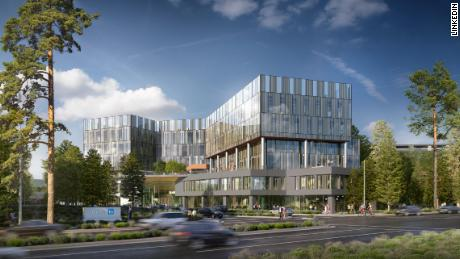 LinkedIn's new headquarters will house 1,000 employees