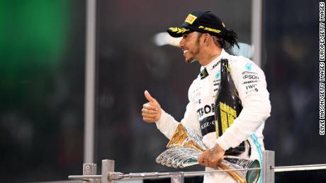 """Lewis Hamilton: le pilote Mercedes """"redéfinit"""" la Formule 1"""