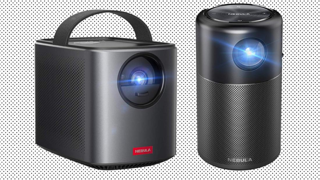 Anker's Nebula projectors are heavily discounted today