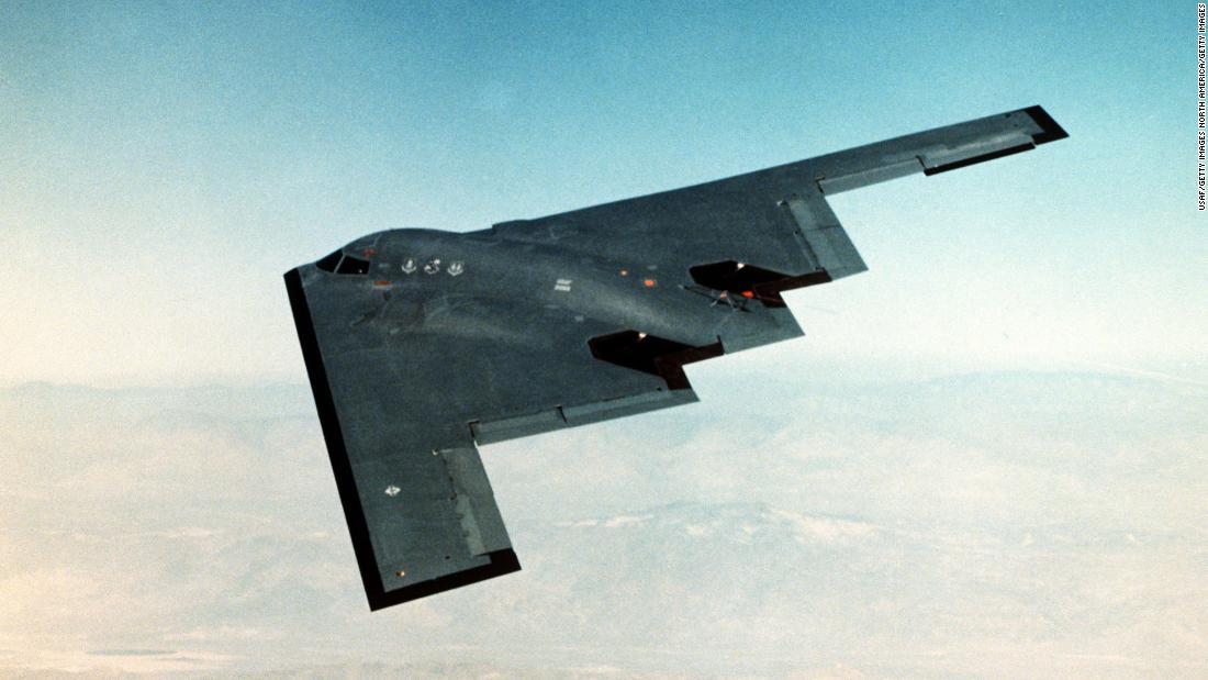 B-2 Spirit: The $2 billion flying wing