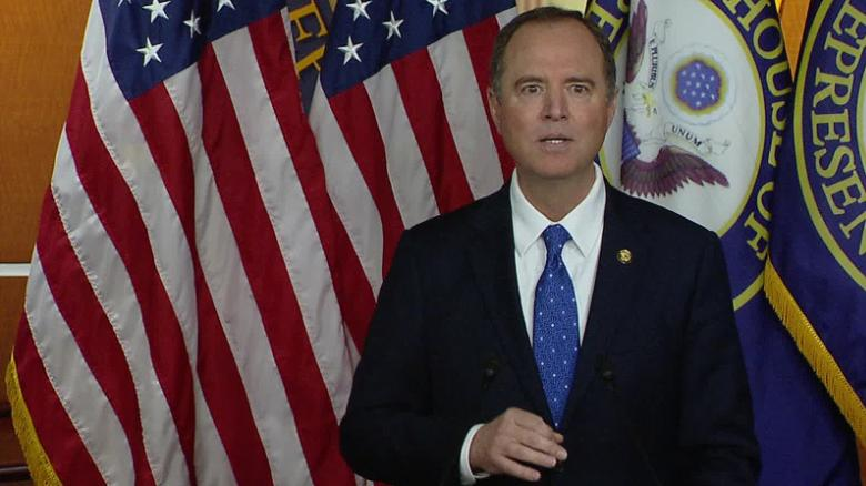 Schiff: Trump 'Doesn't Give a S***' About What's Good for US