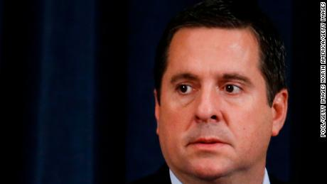 Devin Nunes declines to say whether he received foreign information meant to damage Biden