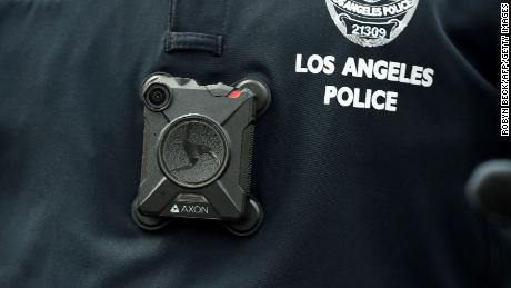 LAPD Officer Allegedly Caught on Body Camera Fondling Corpse