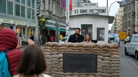 Berlin's Checkpoint Charlie to get radical redesign after years of debate