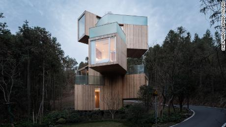 8 houses built in impossible places