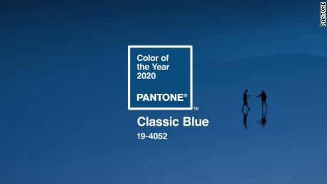 Pantone chooses a classic for its 2020 Color of the Year