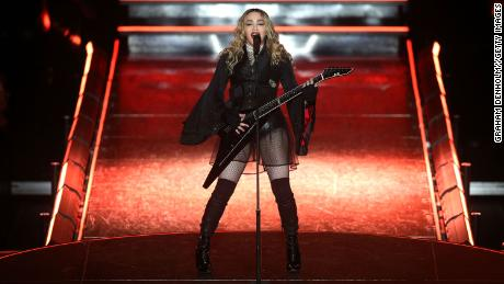 Madonna is an icon for her music and style, but she is also a successful actress.