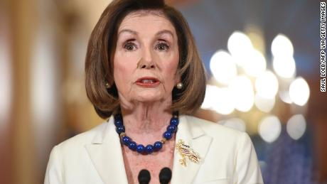 Impeachment of Trump to go ahead says House Speaker Pelosi