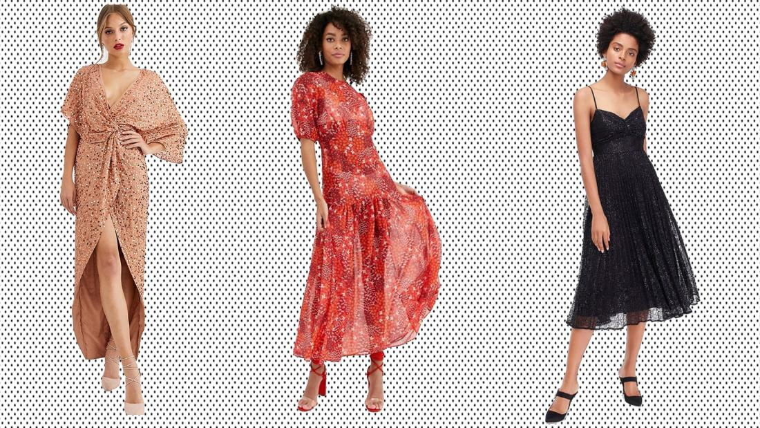 Celebrate in style with these 21 holiday party dresses