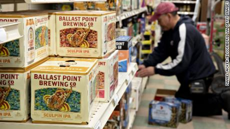 An alcohol giant cut bait on a big craft beer holding. What's next for its even bigger cannabis investment?