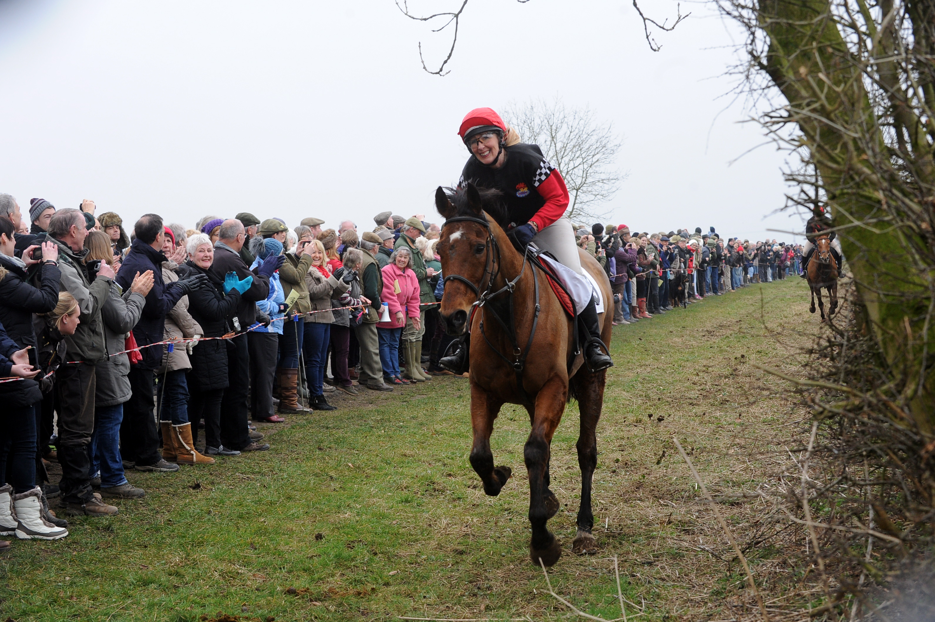The Oldest Horse Race In England The Kiplingcotes Derby Cnn Style