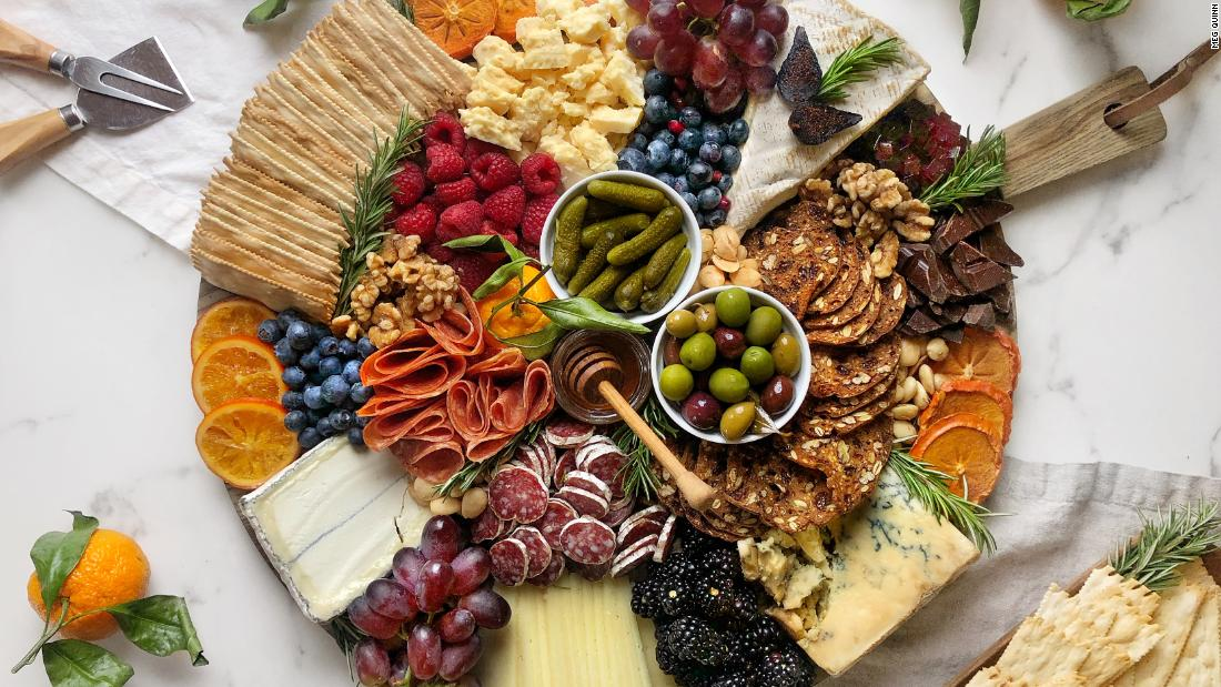 Get ready for the holidays with these Instagram-worthy cheese board ideas