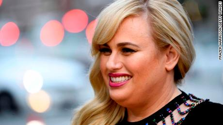 Rebel Wilson shares weight loss transformation