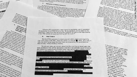 READ: Justice Department inspector general report on FBI Russia probe