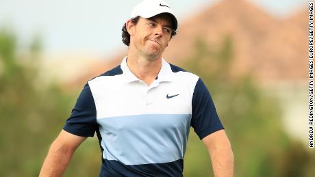 Rory McIlroy refuse un événement de golf en Arabie saoudite