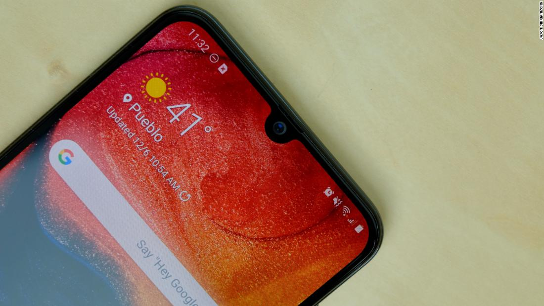 Samsung's Galaxy A50 is impressively capable and affordable