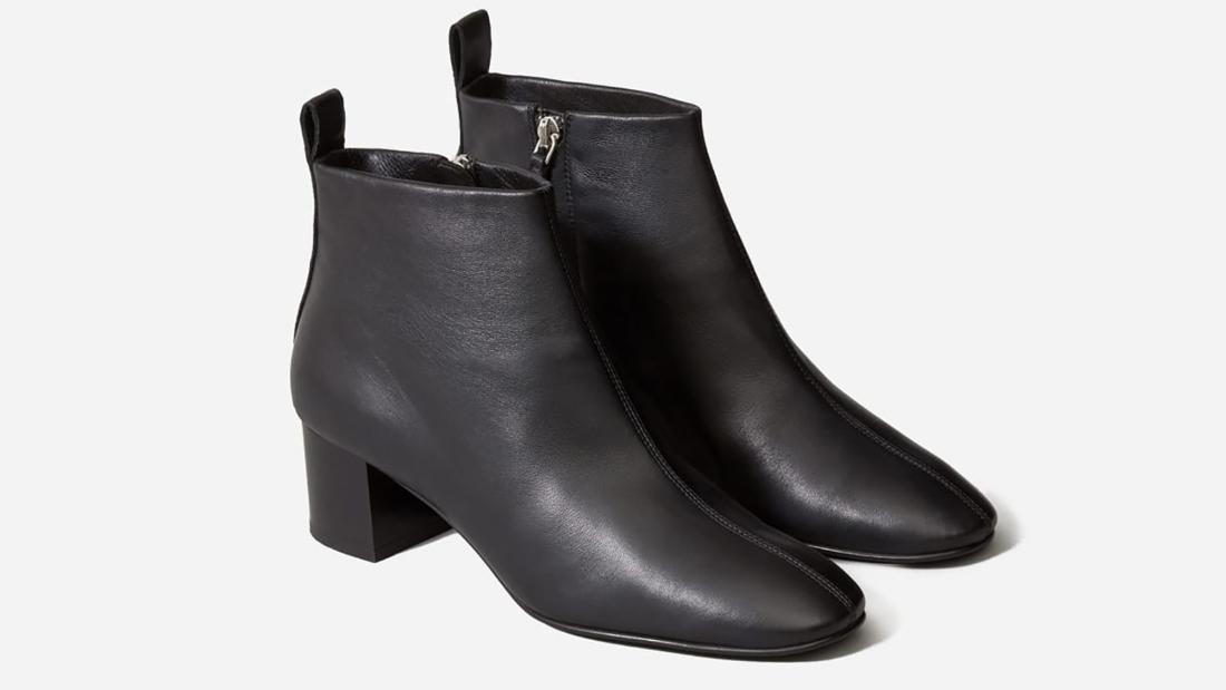 Everlane's rarely on-sale Day Boot is just $175 today only