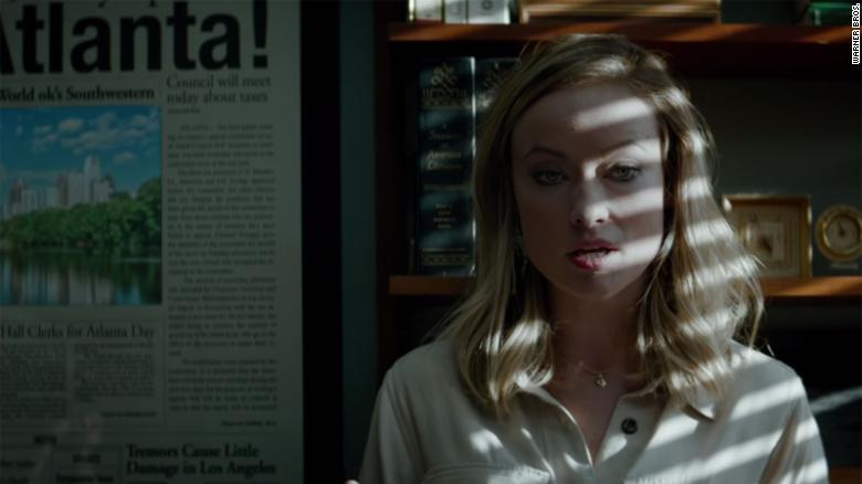 Olivia Wilde clarifies intention behind portrayal of controversial Richard Jewell character