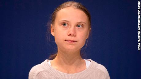 Trump again mocks teen climate activist Greta Thunberg