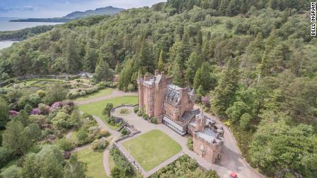 Castles and celebrity mansions: UK property site reveals list of most viewed homes in 2019