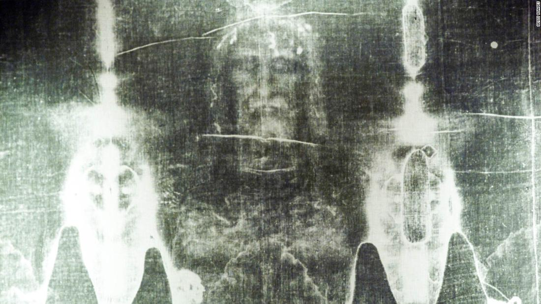 Shroud of Turin still surrounded with mystery and passion