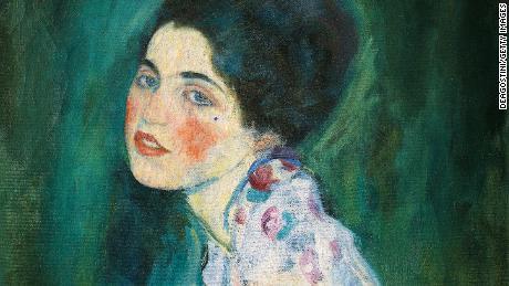 Painting found behind hidden door in Italian gallery may be stolen Klimt