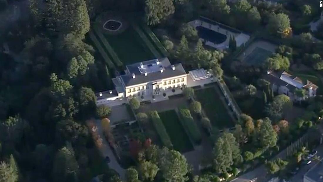 'Beverly Hillbillies' Villa wird verkauft für 150 Millionen US-Dollar -- eine neue California-Datensatz
