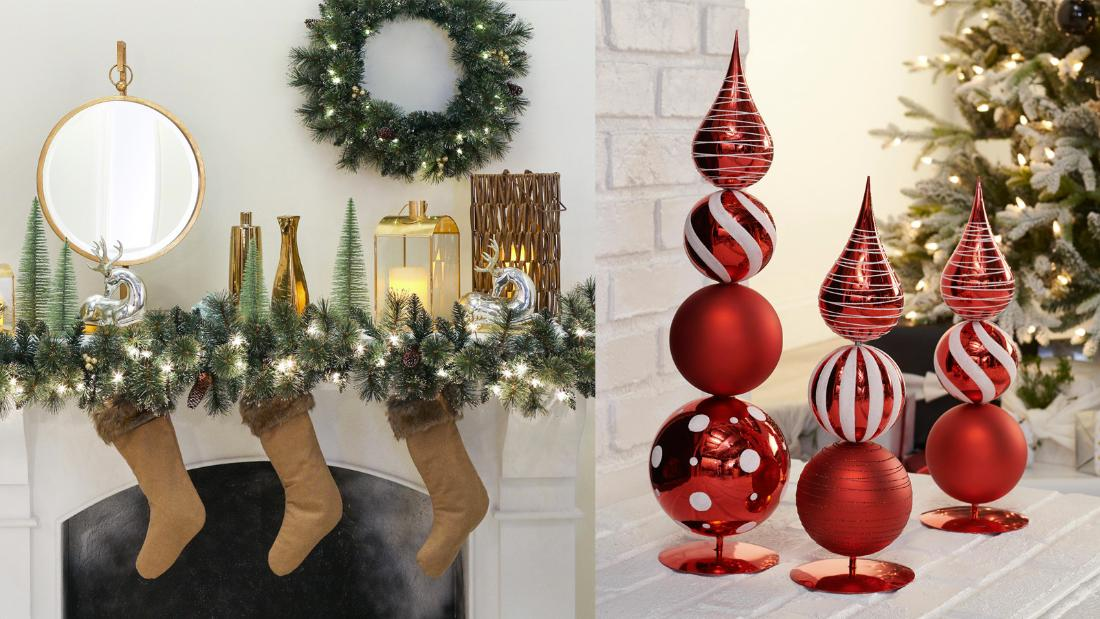 Walmart is hauling out the holiday decor deals