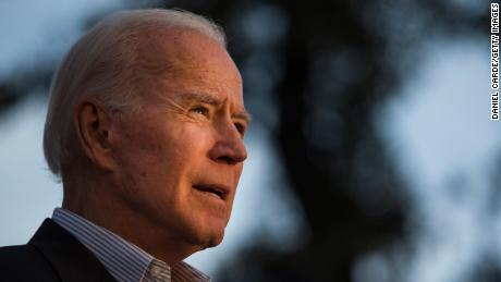 Biden's lead is the steadiest on record