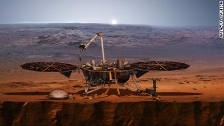 Marsquakes: NASA mission discovers that Mars is seismically active, among other surprises