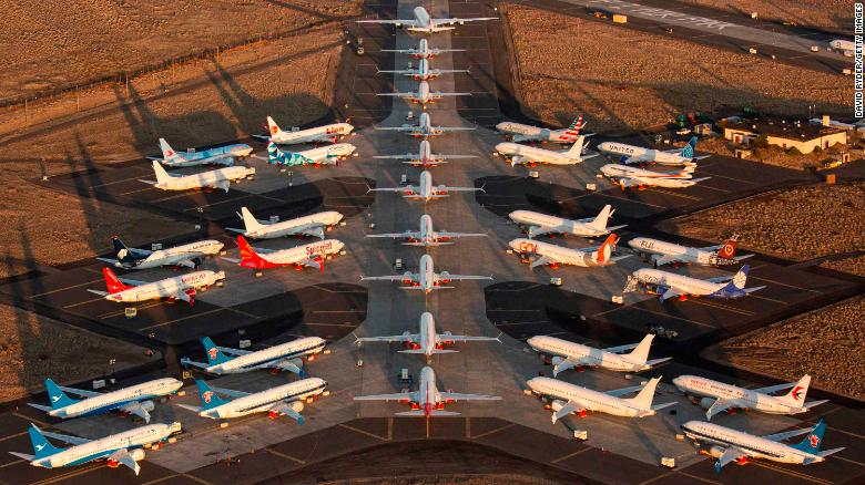 Boeing Part Supplier Announces 2,800 Staff Cuts, Citing 737 Max Grounding