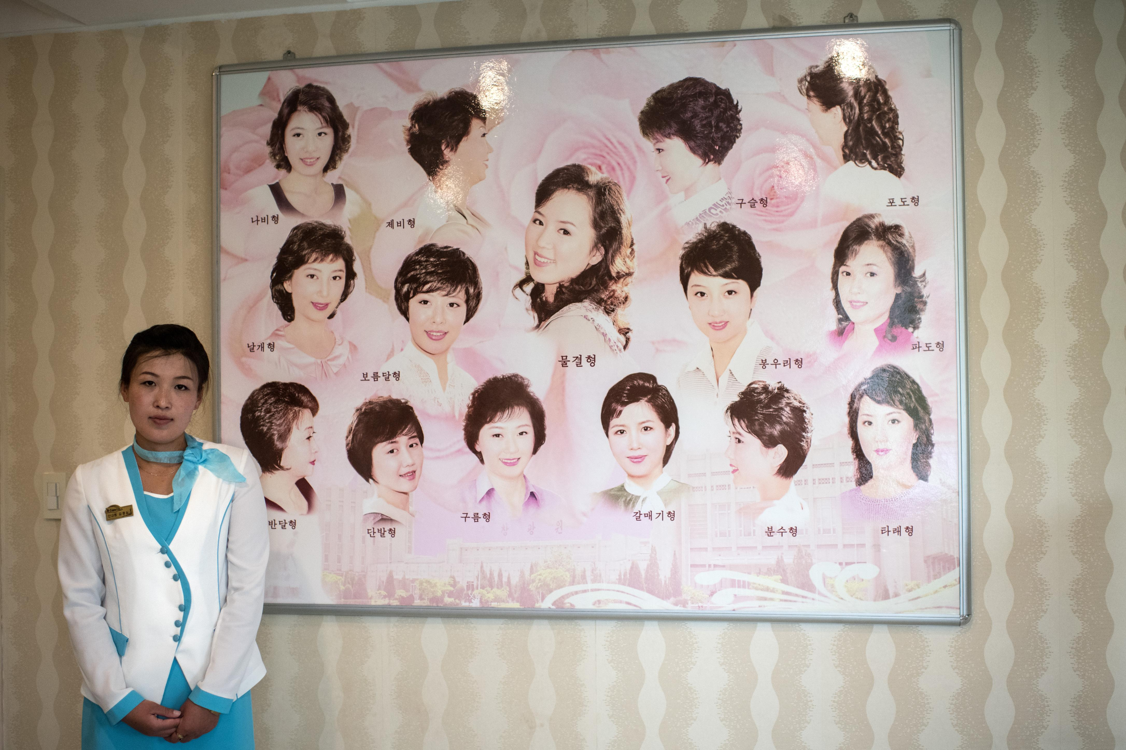 Beauty Is Protest For Young North Korean Women Cnn Style