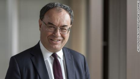 Andrew Bailey is a safe choice to lead the Bank of England in uncertain times