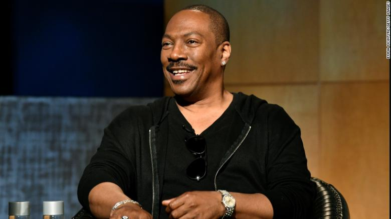 Eddie Murphy Joined By Chris Rock, Dave Chappelle & More During