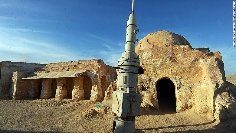 'Star Wars' locations that actually exist