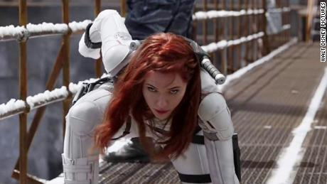 The release of 'Black Widow,' starring Scarlet Johansson, has been delayed.