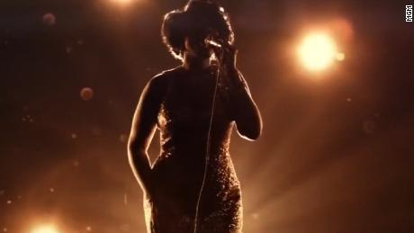 The First Video of Jennifer Hudson as Aretha Franklin Is Amazing