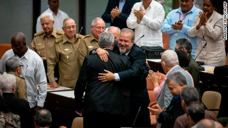 Cuba / Cuba gets first PM in over 40 years