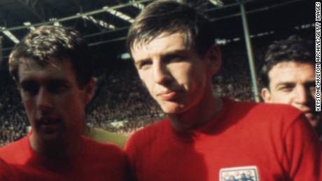Martin Peters, England World Cup victor, dies aged 76