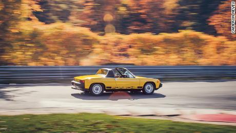 The Porsche 914 got little respect until recently.