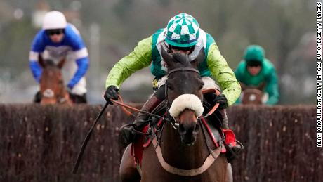 Altior ruled out of Desert Orchid Chase