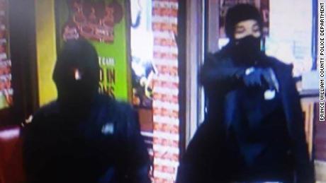 FBI and Virginia police offer $10,000 reward in killing at Denny's