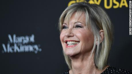 Olivia Newton-John becomes dame in New Year's honours