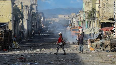 Millions in Haiti face hunger in 2020